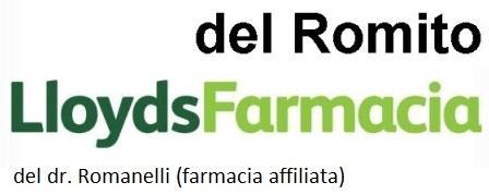 del Romito LIoyds Farmacia del dr. Romanelli (farmacia affiliata)